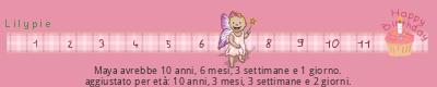 Lilypie Premature Baby (80Go)