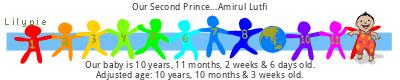 Lilypie Premature Baby (uutI)